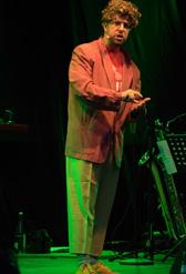 Christian Schier auf dem Johannisfest 2015 in Mainz!