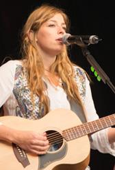 Hanne Kah auf dem Johannisfest 2015 in Mainz!